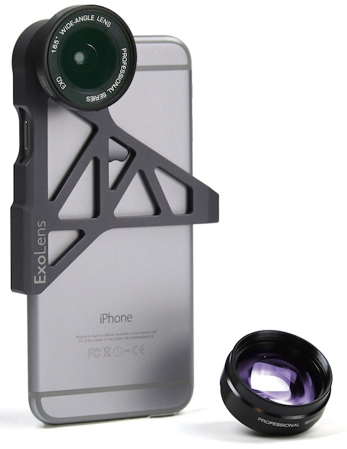 The ExoLens for iPhone 6 Is the Only Lens You Need