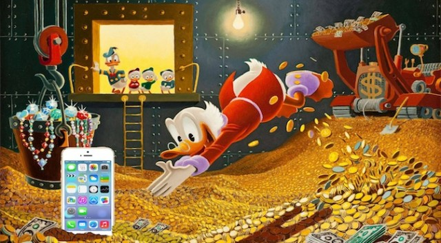 iphone_mcduck