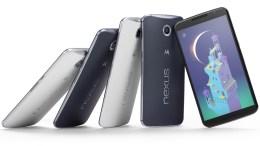 Nexus 6 with Lollipop 5.1 Headed to Verizon March 12th!