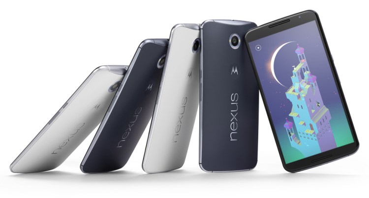 Nexus 6 with Lollipop 5.1 Headed to Verizon March 12th!