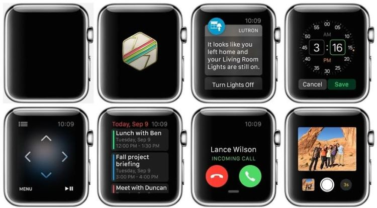 Apple Starts Releasing 3rd Party Apple Watch Apps