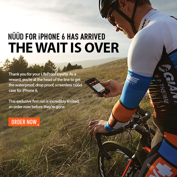 LifeProof Nuüd for iPhone 6+ Review