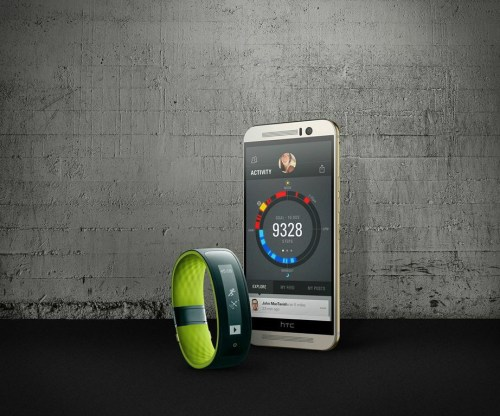 HTC Announces the HTC RE Grip GPS Fitness Tracker