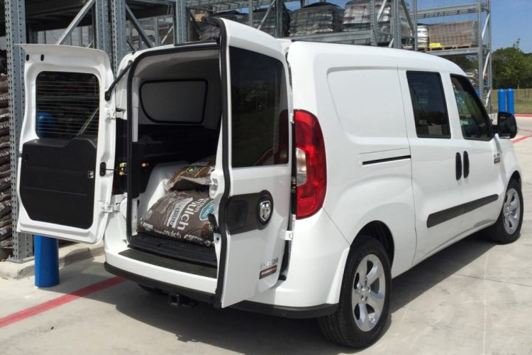 GearDiary 2015 Ram ProMaster City Wagon Ready to Work