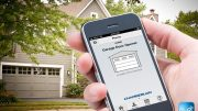 Open Your Garage using Chamberlain's WiFi SmartPhone Garage Door Opener