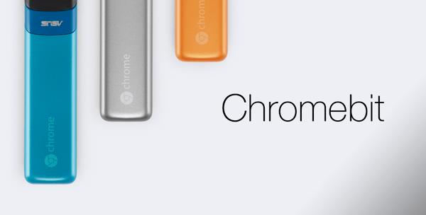 The Google Chromebit HDMI Stick: Literally the World's Smallest Computer