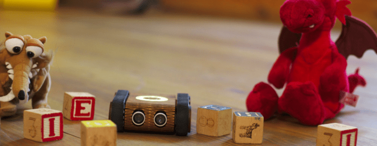 Your Kid Can Bring Wall-E To Life AND Learn At The Same Time With Codie