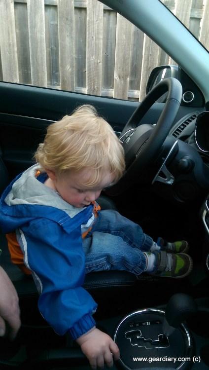 Mitsubishi Outlander Sport-Fun to Drive, But a Fail as a Family Hauler