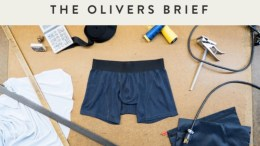 """GearDiary The OLIVERS Brief Will Let You """"Think Outside the Boxer"""""""