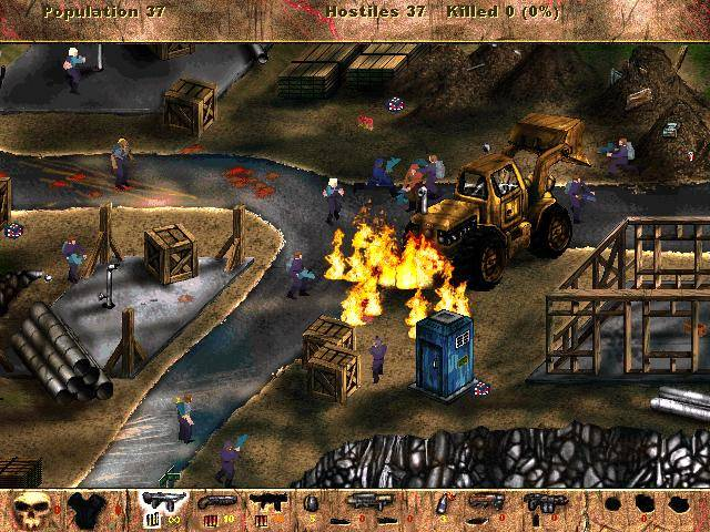 GearDiary 18 Year Old Game 'Postal' Rejected from Google Play Due to 'Violence'