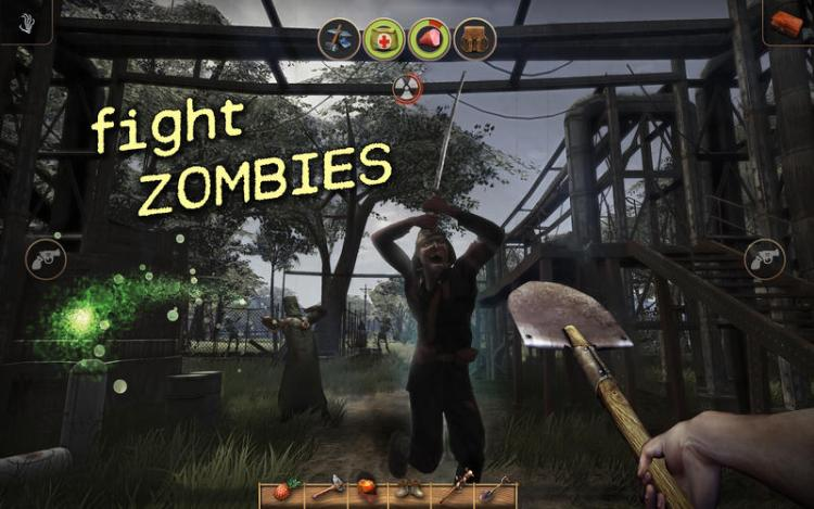 iOS Exclusive Open-World Survival Game Radiation Island Available on Mac