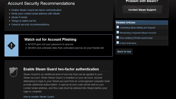 Valve Introduces Minimum Payment to Unlock Features to Fight Steam Fraud