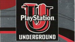PlayStation Underground Rises Again...as New Video Show!