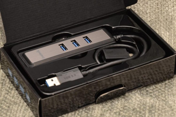Inateck HB4008 Portable USB3.0 Hub For (Work) Life in the Fast Lane