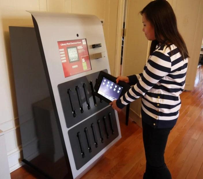 If You Live Near Drexel University, You Can Get an iPad Via Vending Machine
