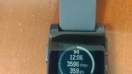 Wearables Pebble Activity Trackers