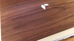Grovemade Walnut MacBook Back: Not Your Average Laptop Accessory