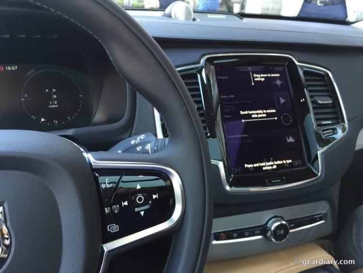 2016 Volvo XC90 T8 Test Drive.22