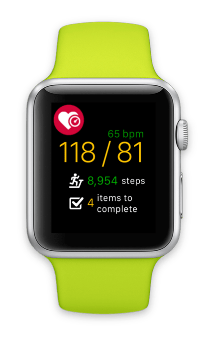 Tensio's Apple Watch App Helps Manage Your Blood Pressure