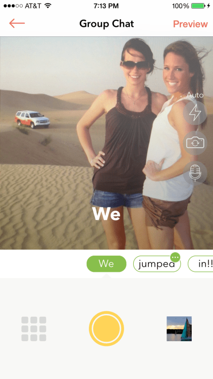 Flips Is A Visual Messaging App You Have To See To Believe
