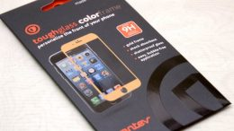 Ventev Toughglass Colorframe: Stylish Protection for your iPhone 6 (Updated)