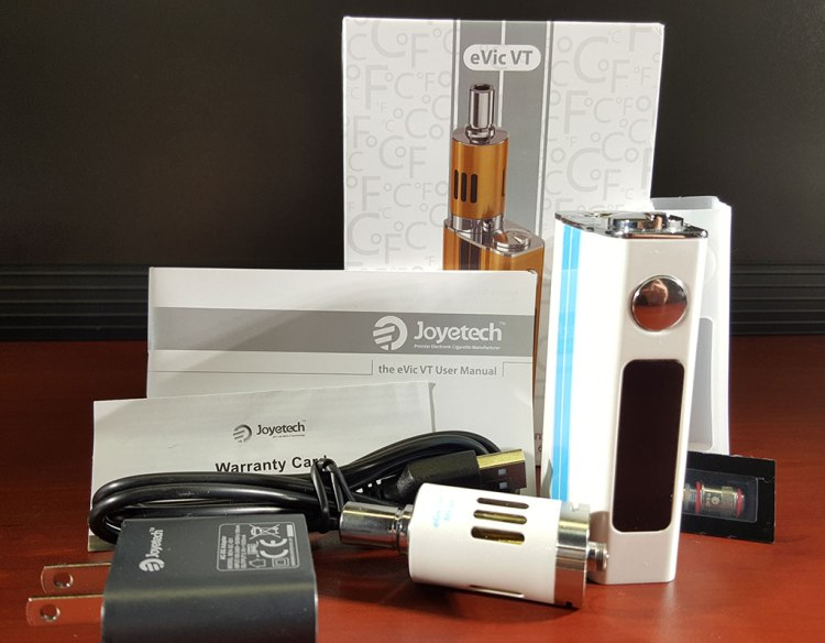 Joyetech eVic VT Review: A Game Changer  Joyetech eVic VT Review: A Game Changer