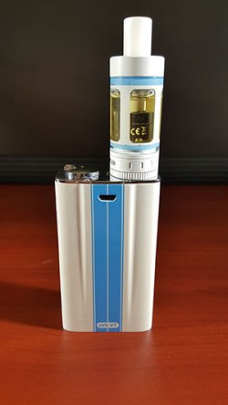 GearDiary Joyetech eVic VT Review: A Game Changer