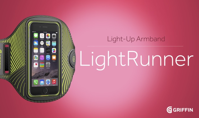 Griffin's LightRunner Armband Now Available Online!