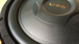 Infinity Reference 1200S Subwoofer Is All About The Bass