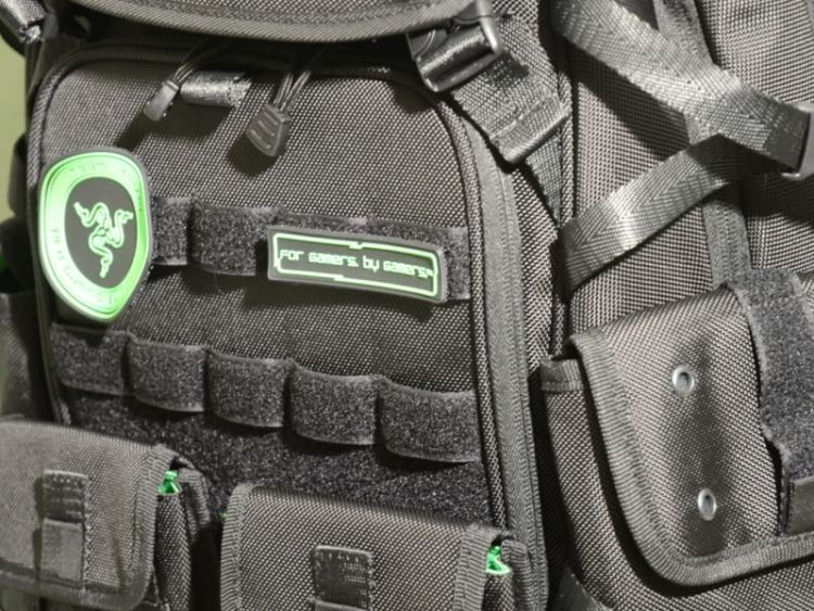 GearDiary Razer Tactical Gaming Backpack Makes All the Right Moves (Updated)