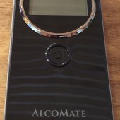 AlcoMate Revo Breathalyzer: Take the Guesswork out of Consumption