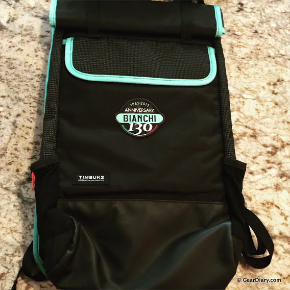 Traveling Around San Francisco With Timbuk2's Bianchi 130th Anniversary Prospect Bag
