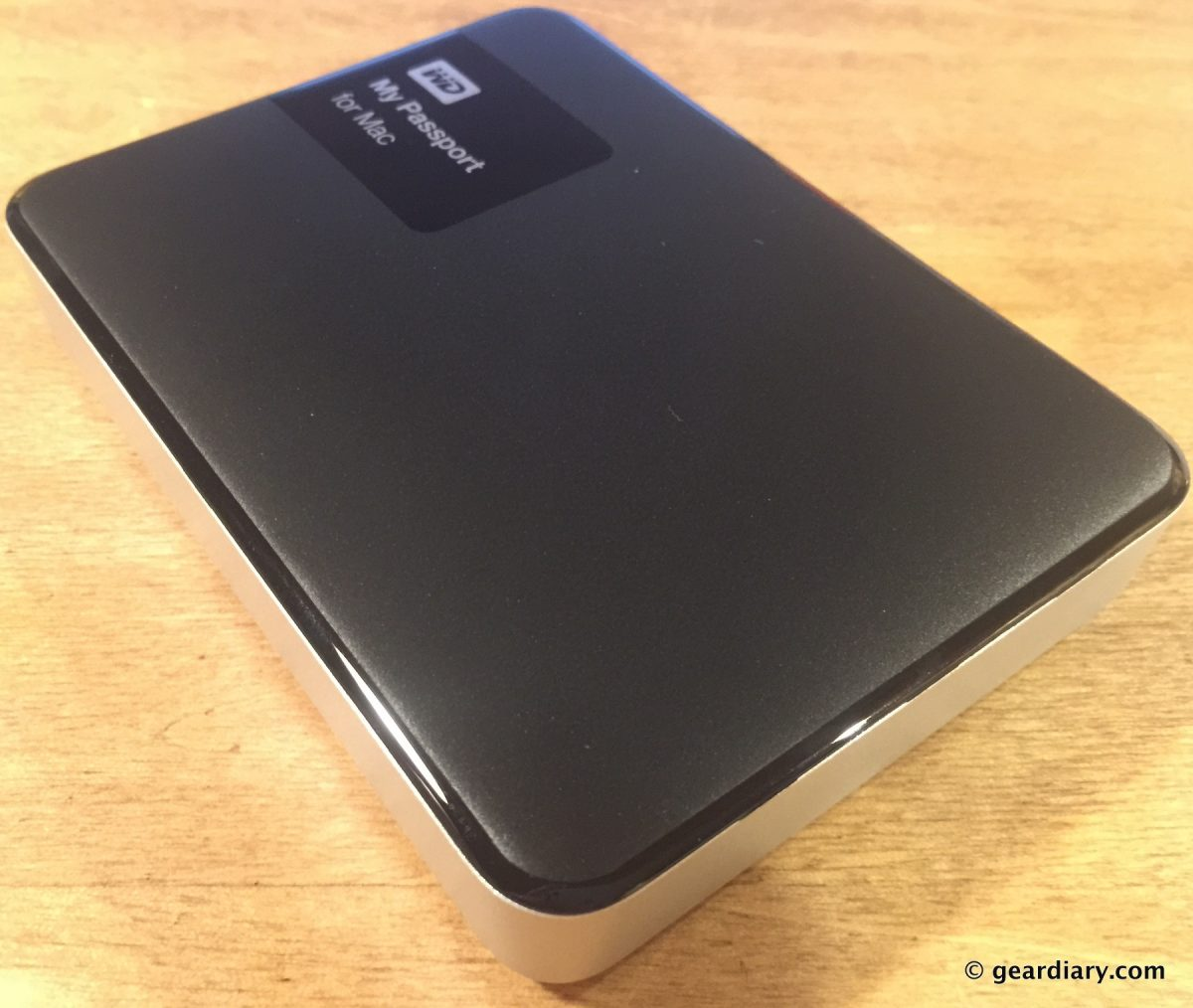 Review: Western Digital My Passport for Mac 500GB | Macworld