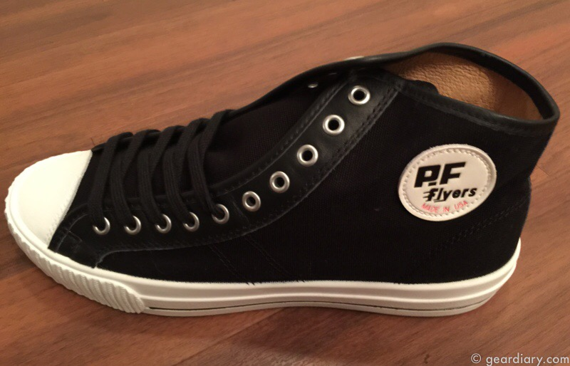 PF Flyers Made in the USA Center HI: These Ain't Your Daddy's HiTops