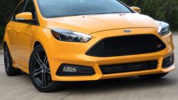2015 Ford Focus ST Offers a Dynamic Driving Experience