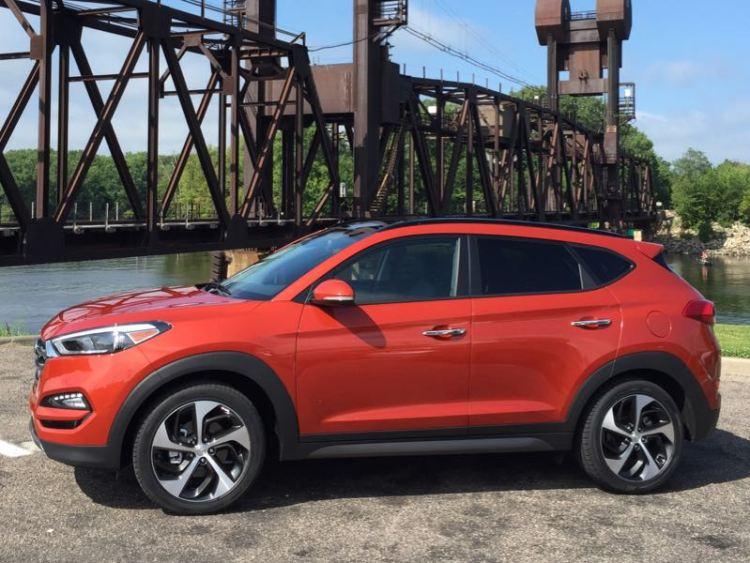 2016 Hyundai Tucson: Best Compact Crossover Yet?