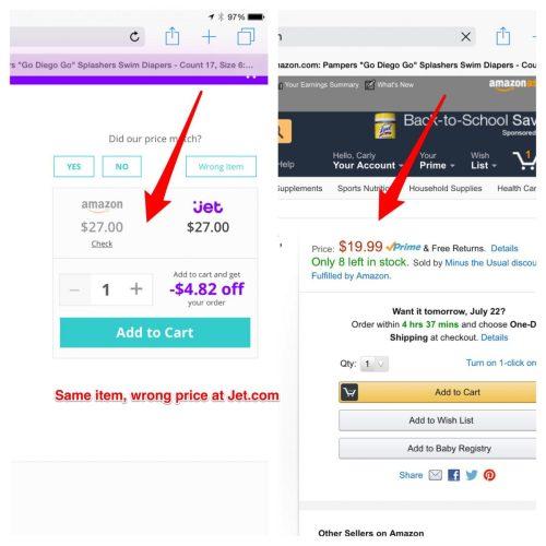 Jet.com is No Amazon...Yet