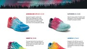 "Brooks Wants You to ""Run Happy"" by Channeling the Aurora Borealis!"
