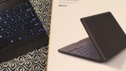 ZAGG Folio Is a Great Travel Companion for the iPad Air!