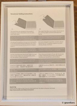 The Moshi iPad Air 2 VersaCover: Type, Read, & Watch with This Folding Case  The Moshi iPad Air 2 VersaCover: Type, Read, & Watch with This Folding Case  The Moshi iPad Air 2 VersaCover: Type, Read, & Watch with This Folding Case