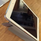 The Moshi iPad Air 2 VersaCover: Type, Read, & Watch with This Folding Case