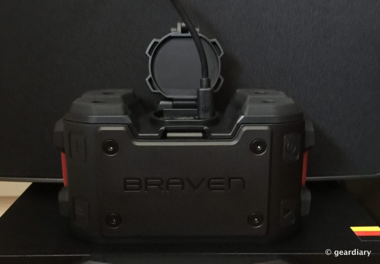 GearDiary Braven's BRV-Pro Bluetooth Speaker Is the All-Terrain Speaker You Should Have