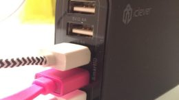 Running Out of Outlets with All of Your Gadgets? iClever's Wall Charger Fixed That