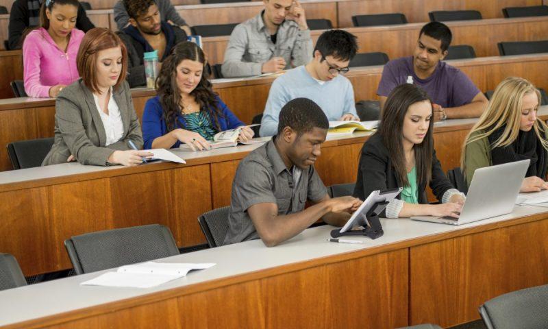 Diverse University Class