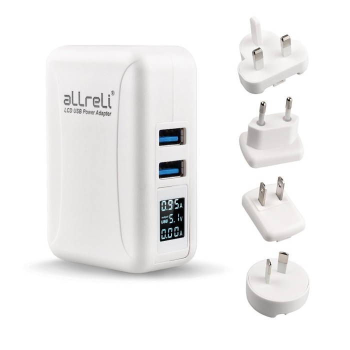 aLLreLi Dual USB Charger Review