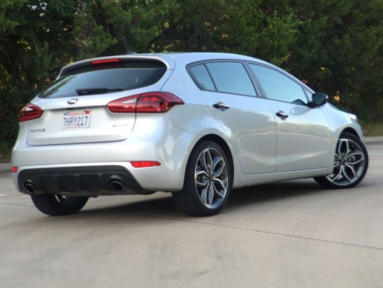 GearDiary 2015 Kia Forte5 More Than Four, Much More