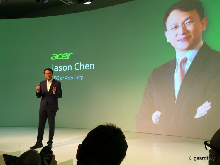 01-IFA 2015 Acer Press Conference