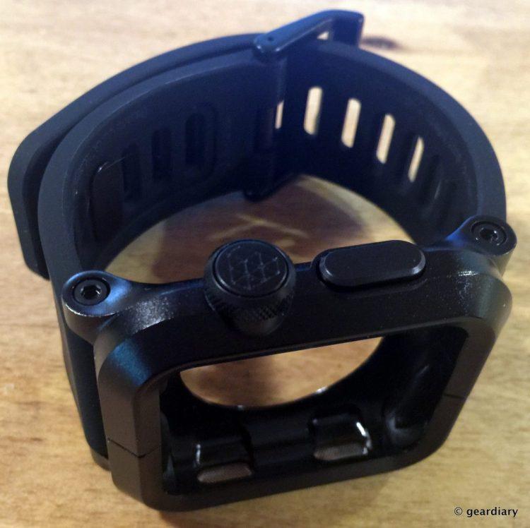 06-Gear Diary Reviews the LUNATIK EPIK Apple Watch Case-005
