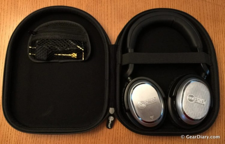 NoiseHush i7 Noise Cancelling Headphones are Perfect for the Solitary Type