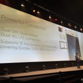 Huawei Impresses IFA Crowd with the New Mate S and Huawei Watch